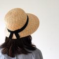 【今季最終入荷】CLASKA:クラスカ:麦わら帽子(ハノン)