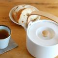 marimekko:マリメッコ:Oiva Teapot:ティーポット700ml(ホワイト)